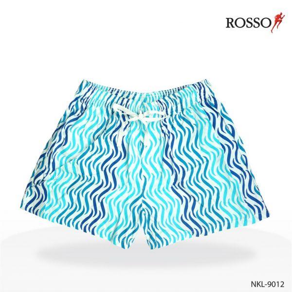 Rosso Boxer- ผ้า 65% Polyester 35% Conton รุ่น NKL-9012