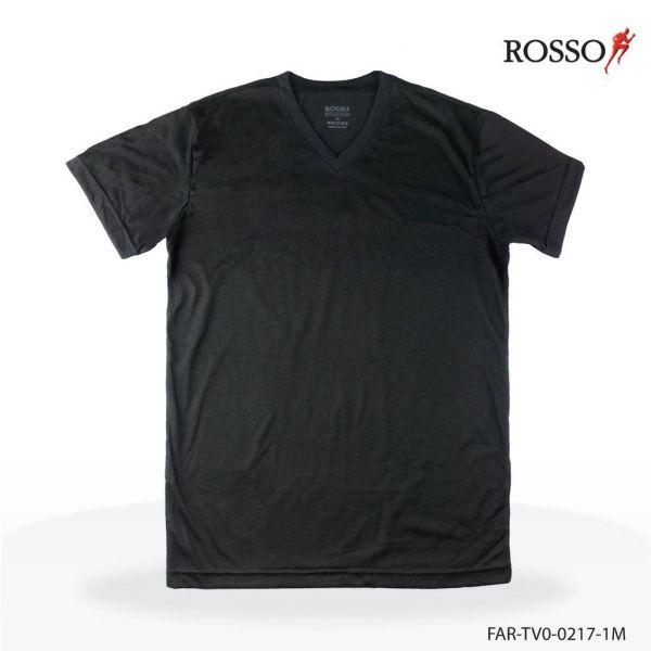 ROSSO เสื้อยืดคอวี รุ่น TV0-0217
