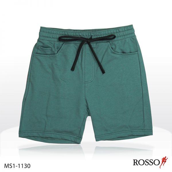 ROSSO กางเกงขาสั้นผ้า French Terry MS1-1130