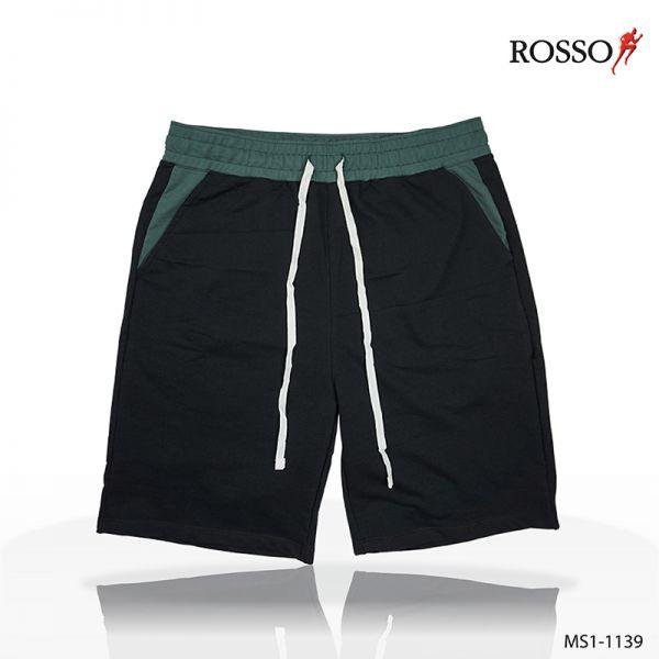 ROSSO กางเกงขาสั้นผ้า French Terry MS1-1139