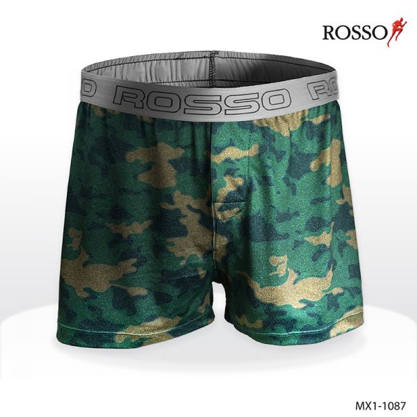 R-Boxer-ผ้าCool X-Prints ทหาร MX1-1087