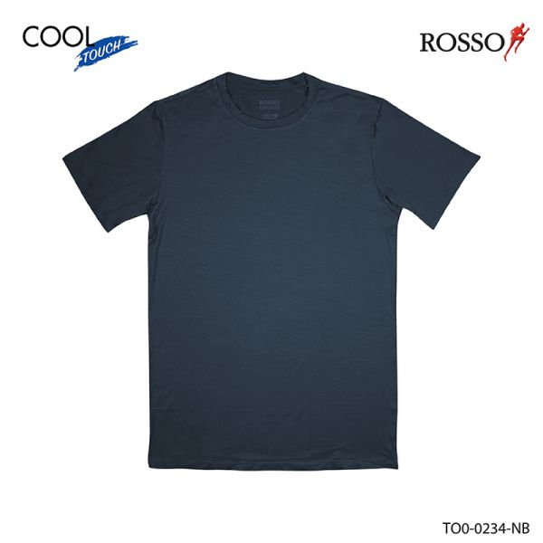 ROSSO เสื้อคอกลม COOL Touch TO0-0234